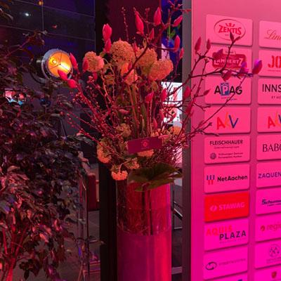 BlumenMarkt René de Clercq / Eventfloristik