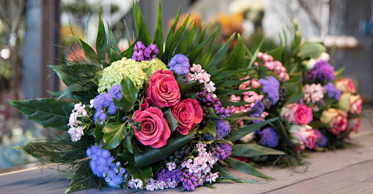 BlumenMarkt René de Clercq / Floristik