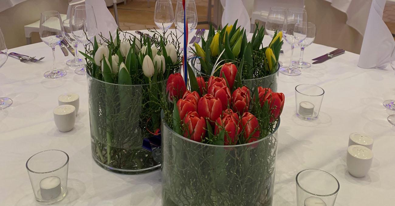 BlumenMarkt René de Clercq / Eventdekoration