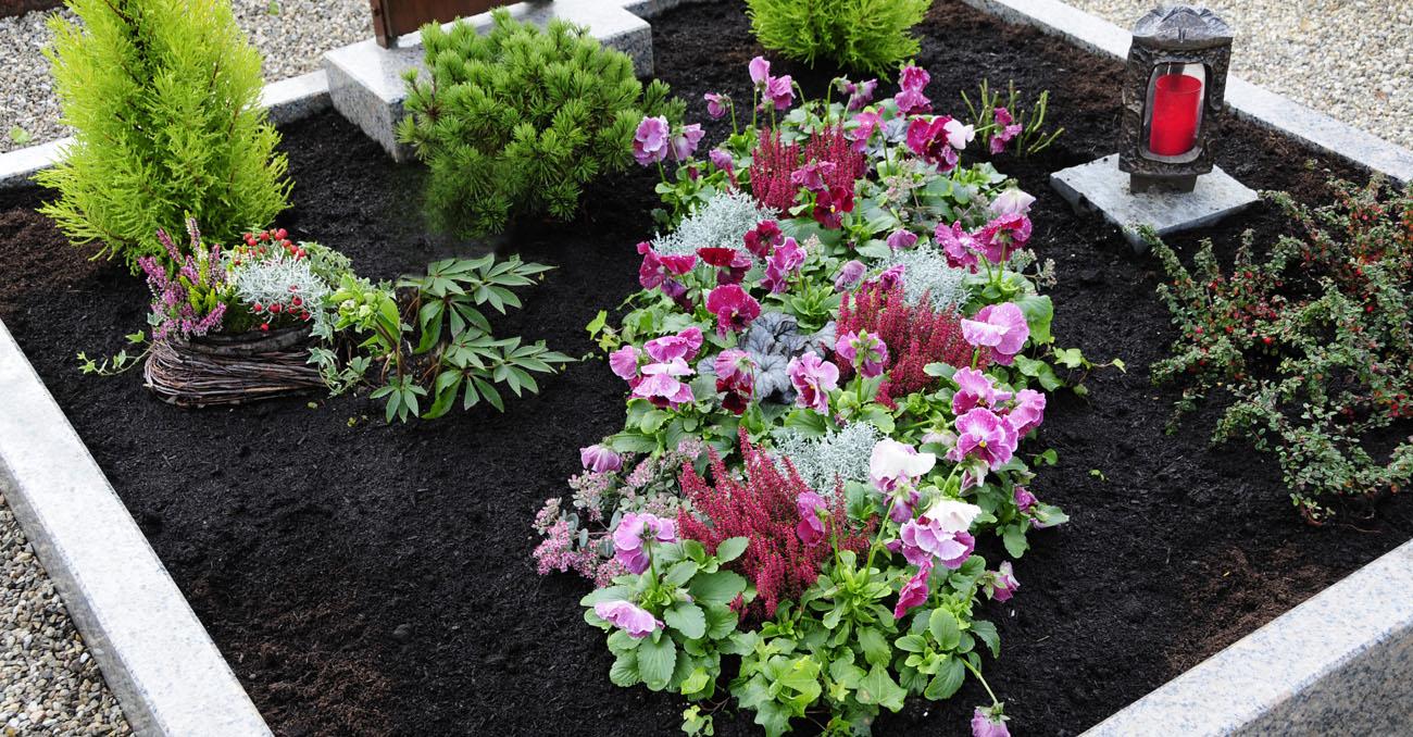 BlumenMarkt René de Clercq / Grabpflege